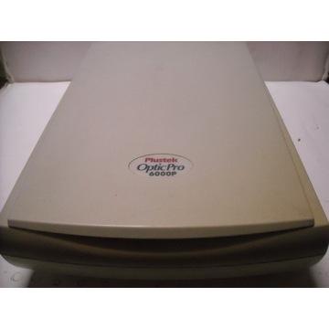 Skaner Plustek Optic Pro 6000P