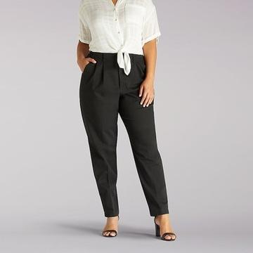 Spodnie Lee Plus-Size Relaxed Fit 14W Petite