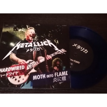 Metallica  Hardwired - Moth Into Flame  (VINYL)