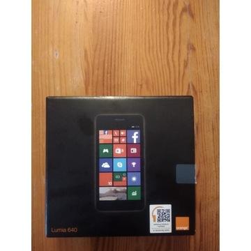 NOWY - Lumia 640 - w opakowaniu