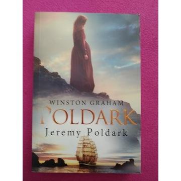 Poldark Jeremy, powieść, saga, Winston Graham
