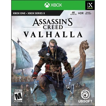 Assassin's Creed Valhalla XBOX one/seriers KLUCZ