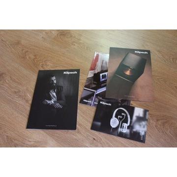 Klipsch katalogi Audio
