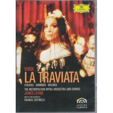 VERDI Traviata STRATAS, DOMINGO