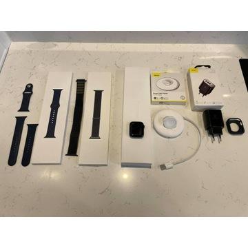 APPLE Watch Series 6 GPS 44mm Blue Aluminium Case