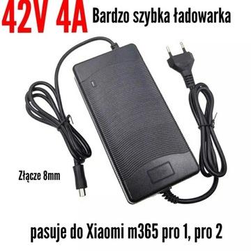 Szybka ładowarka 42V 4A Xiaomi m365, pro hulajnoga