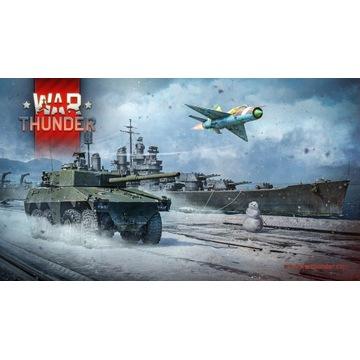 "Konto ""War Thunder"""