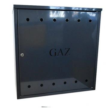 gazowa  GRAFITOWA 60x60x25