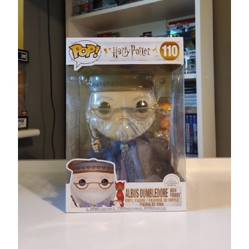 Harry Potter FUNKO POP! Dumbledore with Fawkes 110