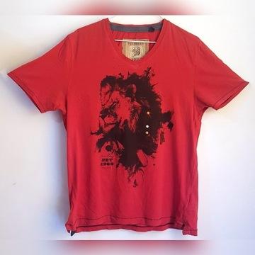 T-shirt Lew / Rozmiar M / produkcja Turcja