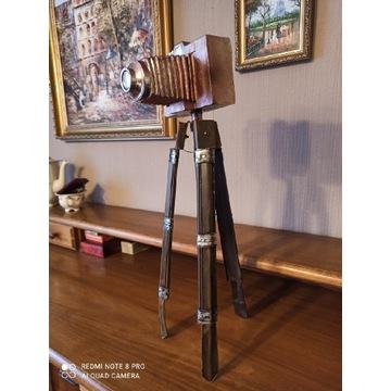 Stary aparat fotograficzny atrapa