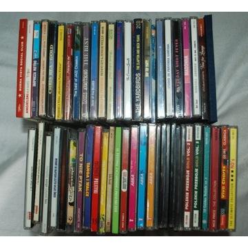 Zestaw 58 CD Muzyka