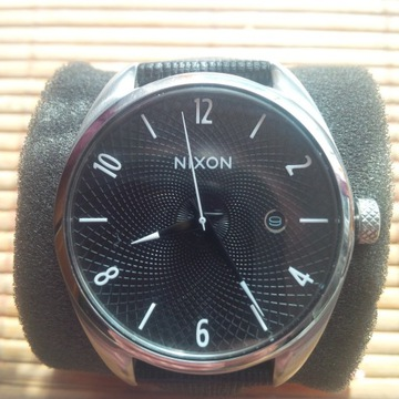 Zegarek NIXON Bullet Leather