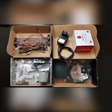 Raspberry Pi 3B+ + akcesoria + zestaw prototypowy