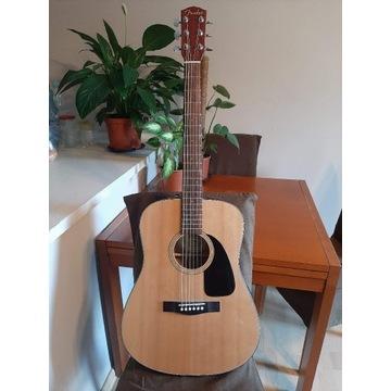 Fender CD 60 NAT + pokrowiec