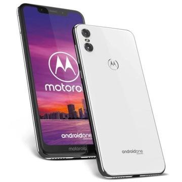 NOWA Motorola One 4/64 GB LTE Biała! Okazja!