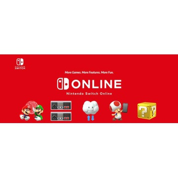 Nintendo Switch Online 1 ROK