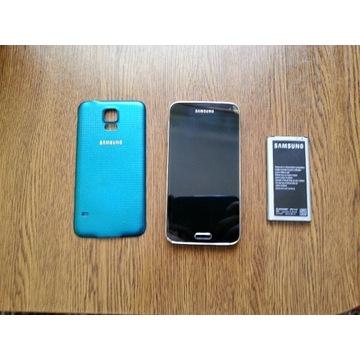 Samsung S5 SM-G900F bez sim loca.