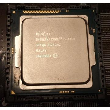Intel Core i5 4460 + chłodzenie