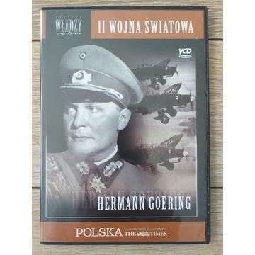 II WOJNA ŚWIATOWA HERMANN GOERING - FILM VCD
