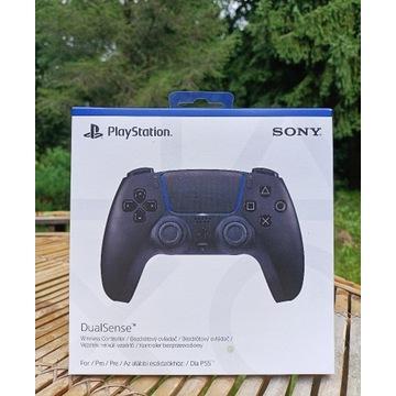 PAD DualSense Czarny !! PS5 Nowy Gw 10 Pazdziernik