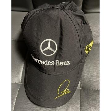 Czapka  Mercedes Benz Puma Lewis Hamilton