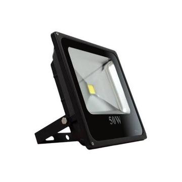 HALOGEN LED 50WAT NAŚWIETLACZ LAMPA SLIM REFLEKTOR