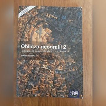 Podręcznik Oblicza geografii 2 Zakres rozszerzony