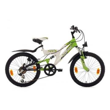 NIEMIECKI Rower Górski MTB 20 Dziecięcy GÓRAL