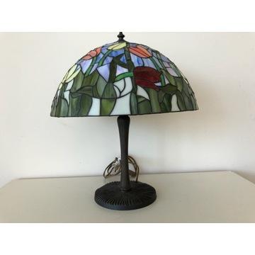 Lampka witrażowa Tiffany
