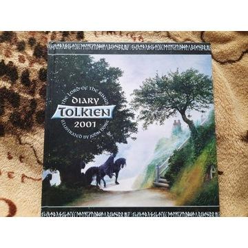 Tolkien Diary 2001