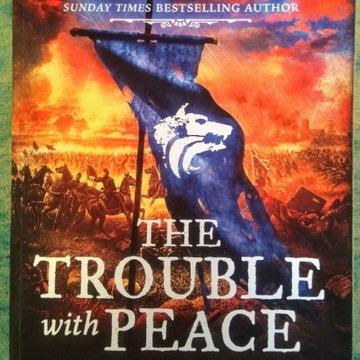 Joe Abercrombie The Trouble With Peace książka