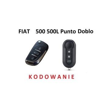 Programowanie kluczy Fiat