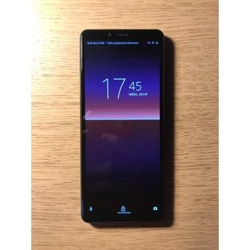 Sony Xperia 10 II czarna