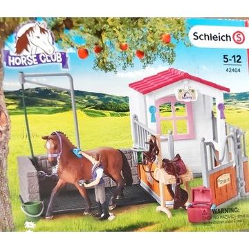 Schleich Horse Club 42404 Myjnia dla Koni