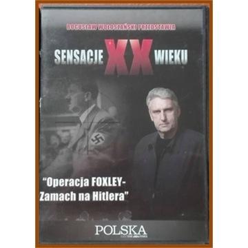 VCD Wołoszański Sensacje XX w. Operacja FOXLEY