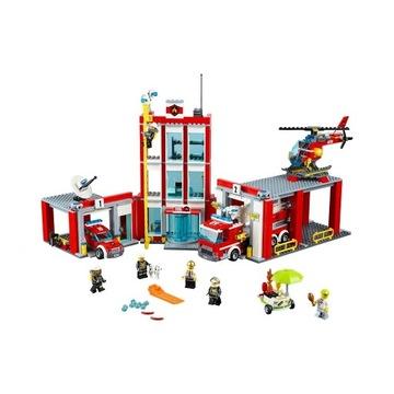 Lego 60110 City Remiza strażacka