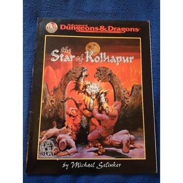 AD&D The Star of Kolhapur - scenariusz RPG