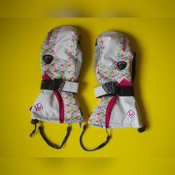 Rękawice damskie snowboard LEVEL Butterfly S-M