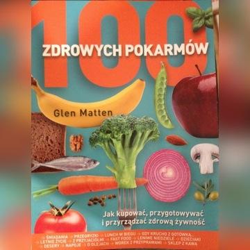 100 zdrowych pokarmów
