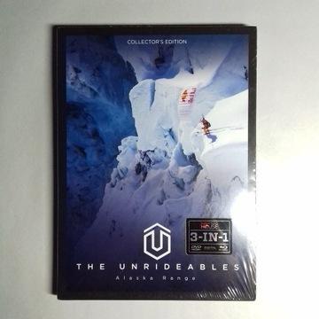 Zestaw płyt Blu-ray+DVD Red Bull ALASKA RANGE 3in1