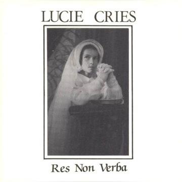 LUCIE CRIES RES NON VERBA SISTERHOOD SISTERS OF