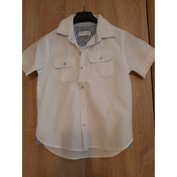 Biała koszula. Rozm. 110