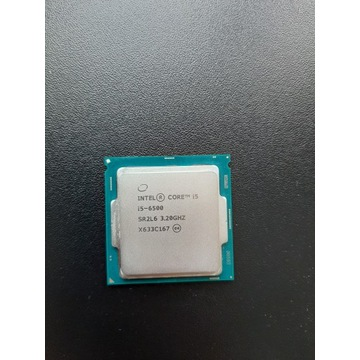Procesor Intel Core i5-6500 3.2 GHz