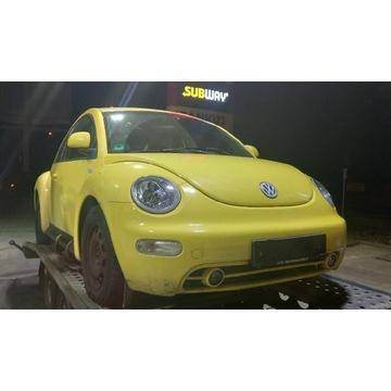 new beetle 2.0 benzyna na części,bez silnika,kata