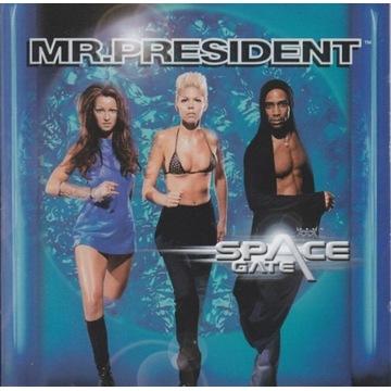 Mr. President - Space Gate [1999] CD
