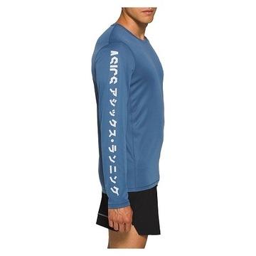 Koszulka męska do biegania Asics Katakana LS 2011A