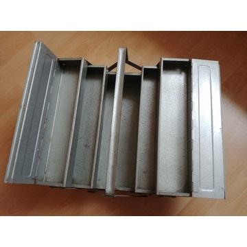 Skrzynka na narzędzia metalowa - nowa