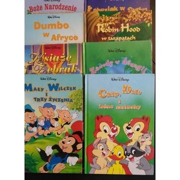 Bajki dla dzieci  serii Walt Disney