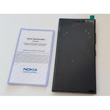 NOKIA LUMIA 735+pudełko, etui, ładowarka.STAN BDB
